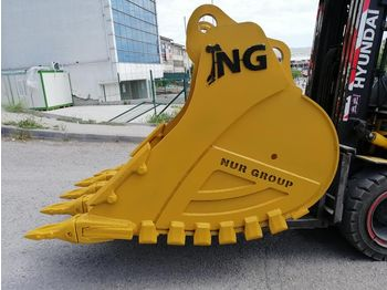 New NG EXCAVATOR BUCKETS - cisaille de démolition