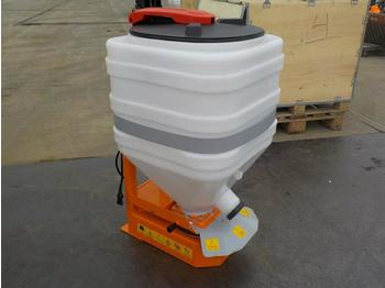 Unused Salt Spreader to suit ATV - epandeur de sable
