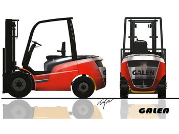 Fourches GALEN ALL FORKLIFT ATTACHMENTS