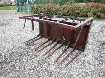 Munure With Clamps Q/C 2000 mm - fourches