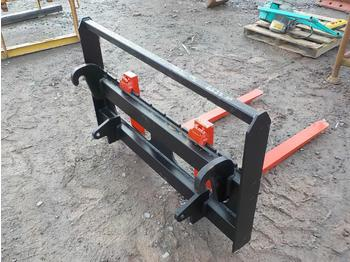 Unused Pallet Forks to suit Telehandler - fourches