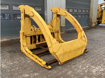 Grappin Caterpillar Hydraulic Wheel Loader Grapple to fit 980G / 980H