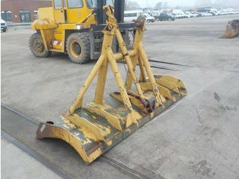"Aveling Barford 108"" Grader Blade to suit 3 Point Linkage - lame"