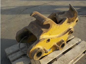 QH to suit 20Ton, 80mm PIn - marteau hydraulique