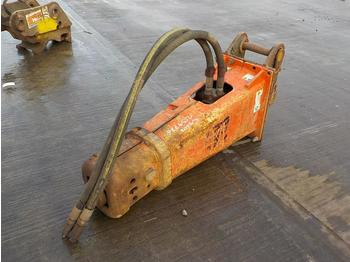 Rammer Hydraulic Breaker 45mm Pin to suit 4-6Ton Excavator - marteau hydraulique