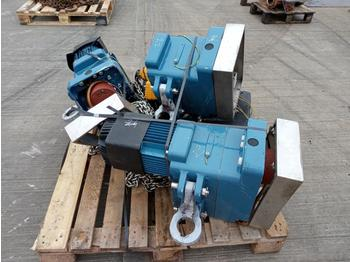 1.5Ton Electric Gantry Winch (3 of) - treuil