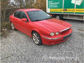 Voiture Jaguar X-type Executive