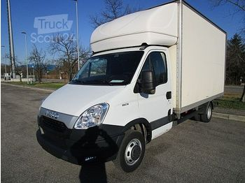 Camion bâche Iveco - DAILY 35C13: photos 1