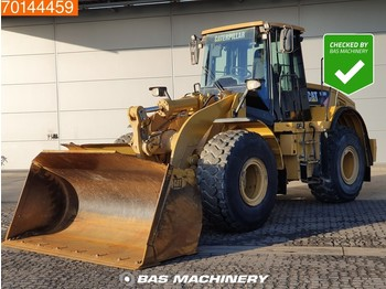 Caterpillar 950H GERMAN DEALER MACHINE - FULL STEERING - chargeuse sur pneus