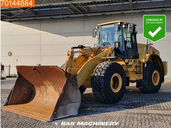 Caterpillar 966 H GERMAN DEALER MACHINE - MADE IN BELGIUM - chargeuse sur pneus