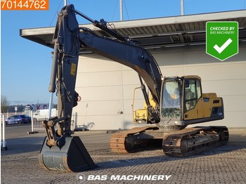 Volvo EC220 DL NICE AND CLEAN MACHINE - ALL FUNCTIONS - pelle sur chenille