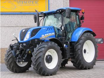 New Holland T7.210 - tracteur agricole