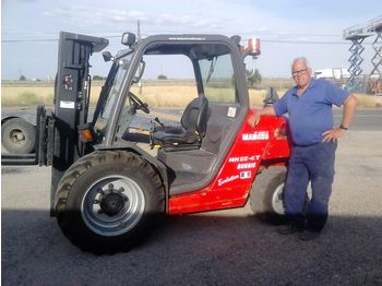 Leasing MANITOU MH 25 - 4T Buggie - chariot tout terrain