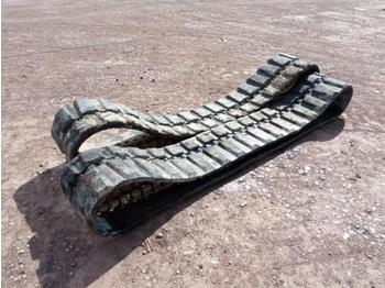 400x75.5x74 Rubber Tracks to suit Excavator (2 of) - chenille