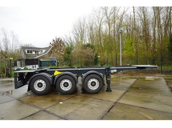 Renders 20 FT ADR Chassis NEVER USED - semi-remorque porte-conteneur/ caisse mobile