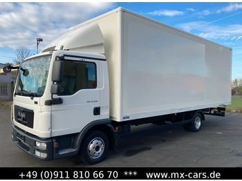 MAN TGL 8.220 7.220 Möbel Koffer EURO 5 7,27 m. Lang  - fourgon grand volume